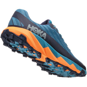 Hoka One One Torrent Løbesko Herrer orange/petroleumsgrøn